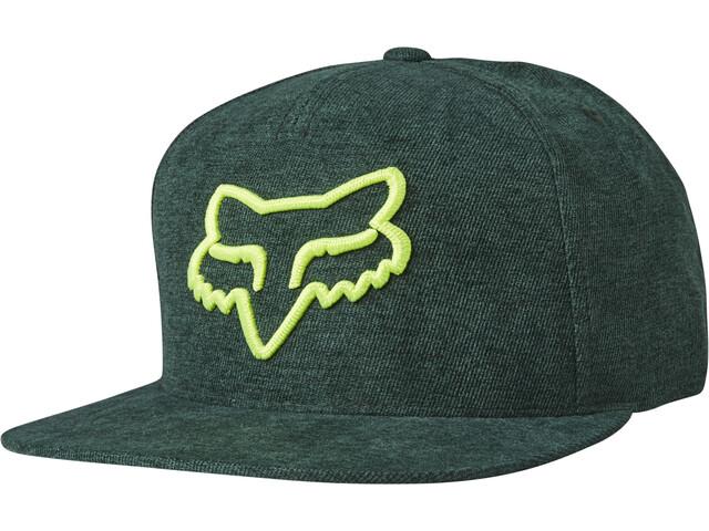 Fox Instill Snapback Cap Heren, emerald